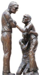 'Reconciliation' Sculpture