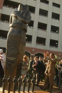 Reconciliaiton Sculpture