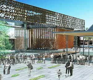 Future slave museum